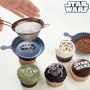 Star Wars Pancake Shapers