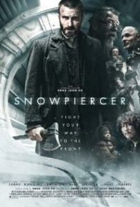 Snowpiercer poster from its IMDB page