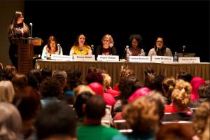 feminist community building