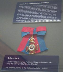 hodgkin medal