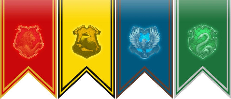 Harry Potter Sorting: Slytherclaw, Ravenpuff, Gryfferin—Oh my