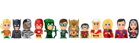The DC Chibi collection. Image source: Bulls-i-Toys