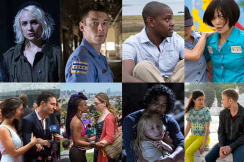 Sense8's cast is a welcome, amazing diverse change of pace. Source: thenerdsofcolor.org