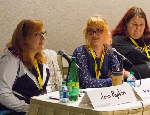 GeekGirlCon '15 Panel Recap: From Doom Patrol to Sense8