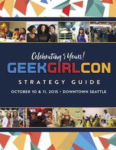 GeekGirlCon15 Program Guide