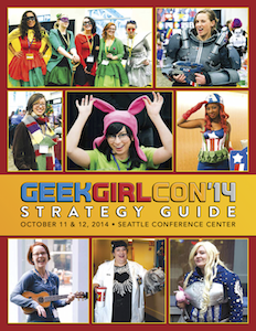 GeekGirlCon 14 Program Guide