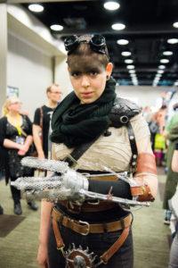 GeekGirlCon cosplay