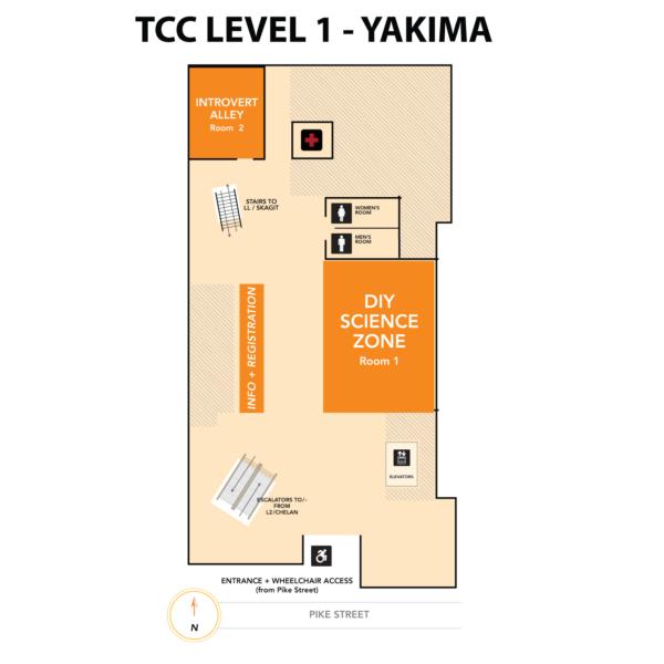 Level 1 - Yakima