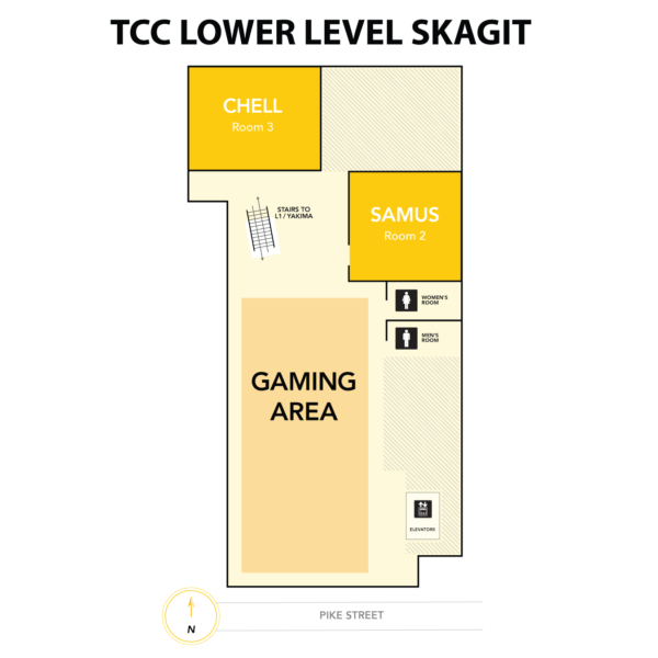 Lower Level - Skagit
