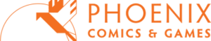 Phoenix Comics and Games Logo