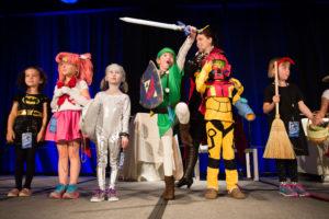 GeekGirlCon '16 at Washington State Conference Center in Seattle, Washington, on Saturday, October 8, 2016.