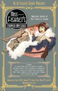 Miss Fishnet's Stripper Mysteries poster