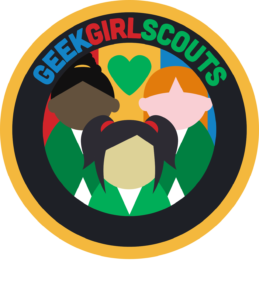 GeekGirlScouts logo