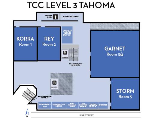 Tahoma Level 3
