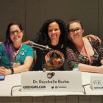 Science of Wonder Woman Panelists