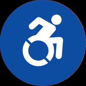 Accessibility Sticker